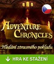 Adventure Chronicles: Hledání Ztraceného Pokladu