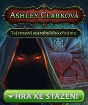 Ashley Clark: Tajemství starobylého chrámu