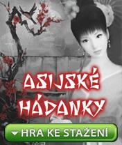 Asijské hádanky