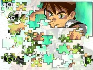 Ben 10 Jigsaw 5