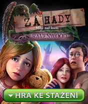 Záhady: Mlhy nad lesem Ravenwood