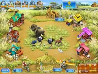 Farm Frenzy 3: Madagaskar