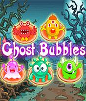 Halloween Ghost Bubbles