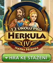 12 úkolů pro Herkula 4: Matka příroda