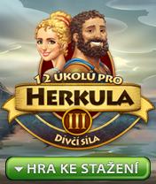 12 úkolů pro Herkula 3: Dívčí síla