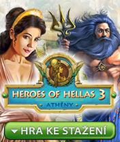 Heroes of Hellas 3: Athény