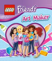LEGO® Friends: Vytvoř umělecké dílo