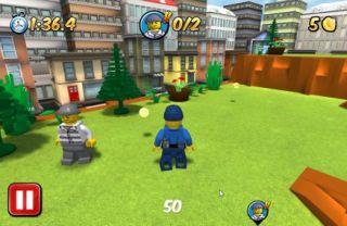 LEGO® City My City: Chyť zloděje