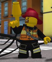 LEGO® City My City: Hasičská hra