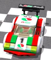 LEGO®  City My City: Závody na autodráze