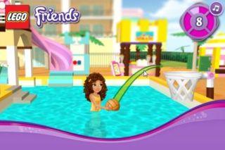 LEGO® Friends Koupaliště v Heartlake