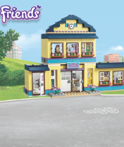 LEGO® Friends Škola