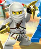 LEGO Ninjago Spinball