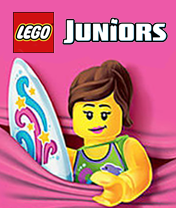 LEGO® Juniors: Surfařka