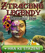 Ztracené legendy: Vzlykající žena