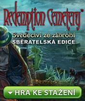 Redemption cemetery: Svědectví ze záhrobí