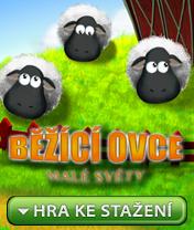 Běžící Ovce Malé Světy
