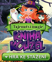 Tajemství magie: Kniha kouzel