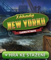 Záhady New Yorku: Tajemství Mafie