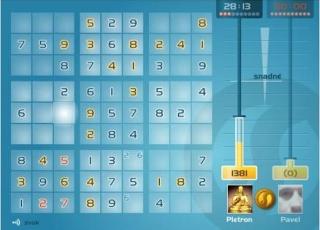 sudoku online hra zdarma