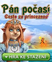 Pán počasí: Cesta za princeznou